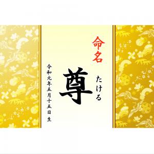 オリジナルラベル日本酒 出産祝い 誕生祝い q003nb