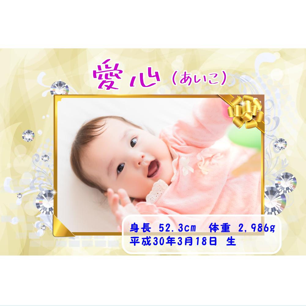 オリジナルラベル日本酒 出産祝い 誕生祝い r005nb