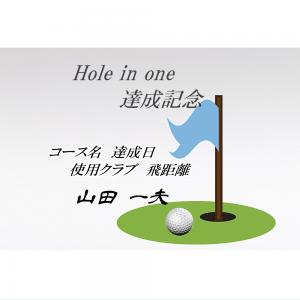 オリジナルラベル日本酒 ゴルフ ホールインワン記念 s008ho