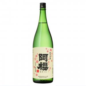 阿櫻 純米原酒 1800ml