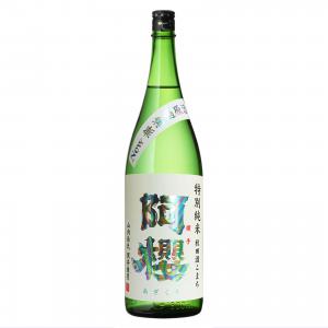 阿櫻 特別純米 new無濾過原酒 1800ml