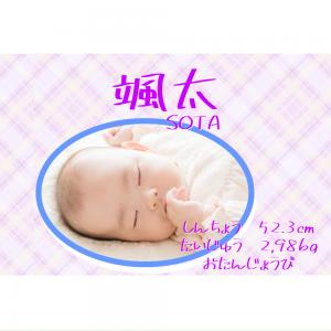 オリジナルラベル日本酒 出産祝い 誕生祝い r014nb