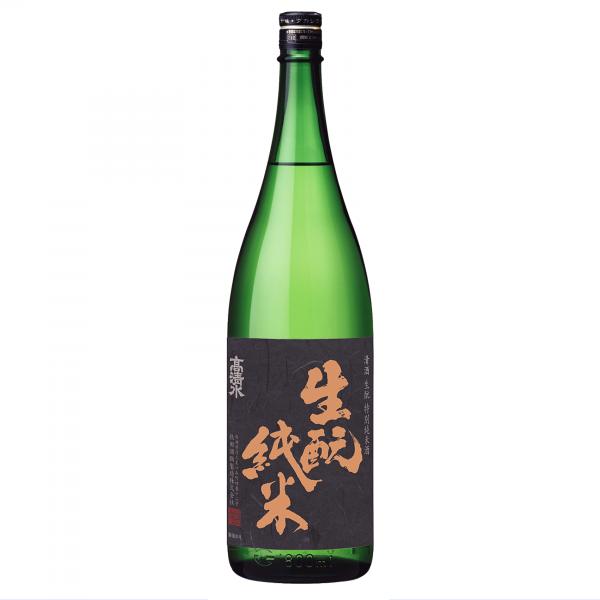 高清水 きもと特別純米酒 1800ml