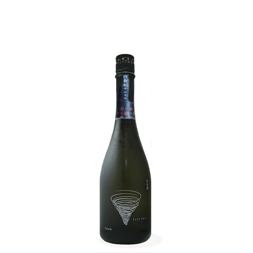 銀鱗限定酒 純米吟醸 クルクル<4回転サルコウ>720ml