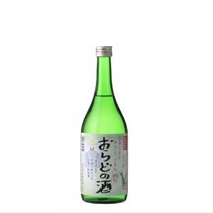 千歳盛 純米酒 おらどの酒 720ml