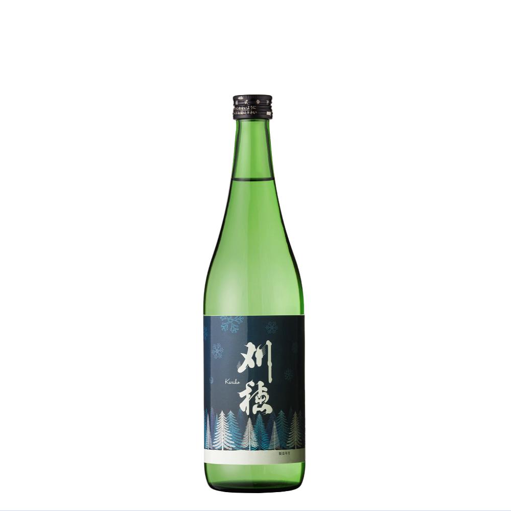 刈穂限定酒 完熟純米吟醸 720ml