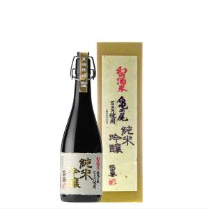 秋田誉 亀の尾造り 純米吟醸720ml