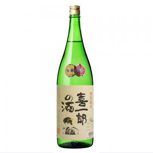 喜久水限定酒 特別純米 喜一郎の酒 生原酒 1800ml
