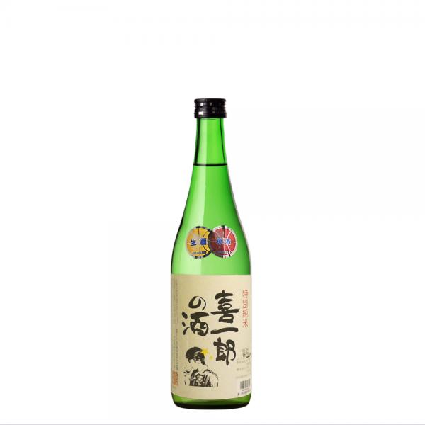 喜久水限定酒 特別純米 喜一郎の酒 生原酒 720ml