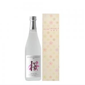 奥清水 純米大吟醸 桜酵母 ミサトヨシノ 720ml