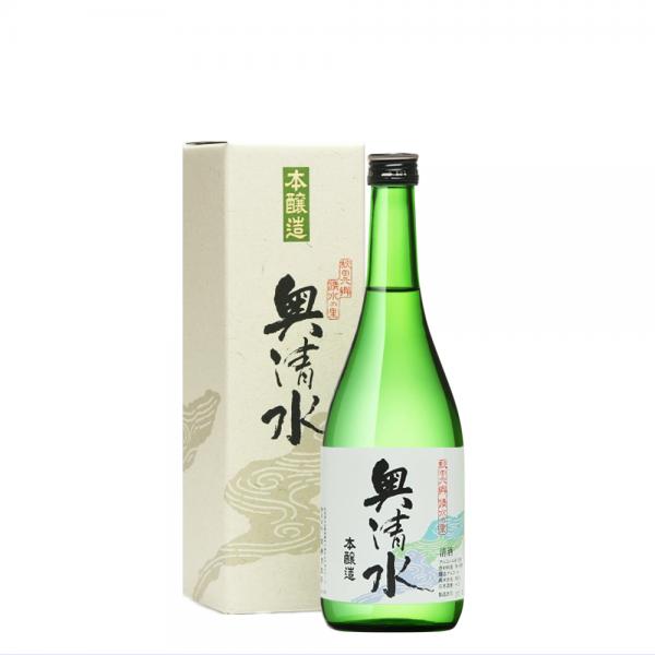 奥清水 本醸造 720ml