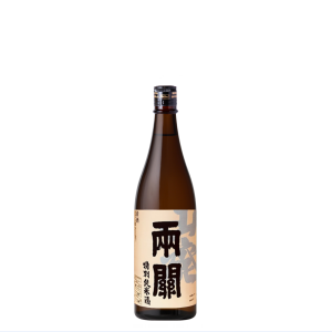 両関 山廃特別純米酒 720ml