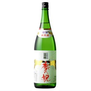 出羽鶴 慶祝 純米酒1800ml