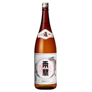 両関 朱紋 (普通酒)辛口1800ml