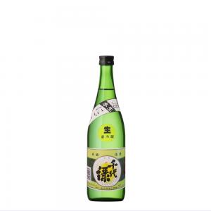 千代緑限定酒 活性本生 にごり酒 720ml