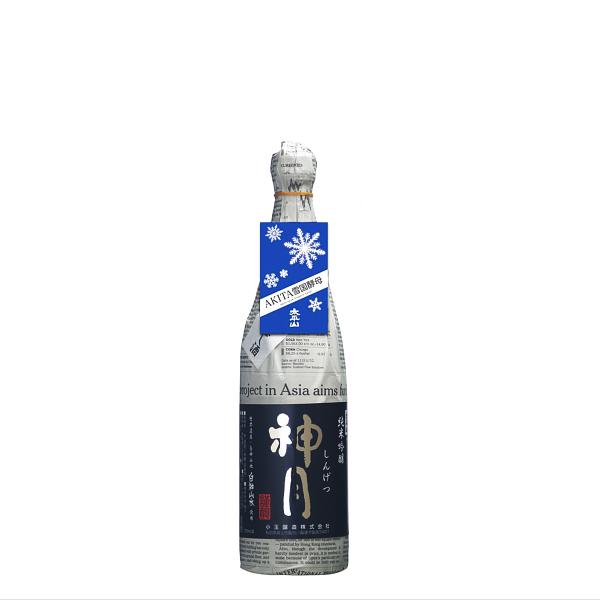 太平山限定酒純米吟醸 神月 AKITA雪国酵母仕込み720ml