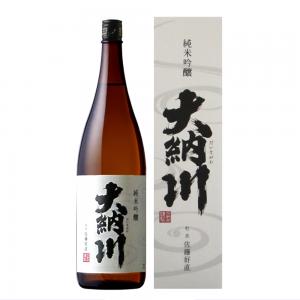 大納川 純米吟醸 1800ml