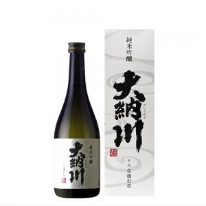 大納川 純米吟醸 720ml