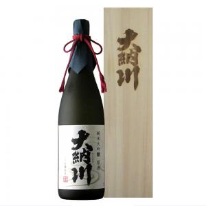 大納川 純米大吟醸原酒 1800ml