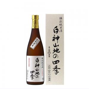 八重寿 特別純米酒 白神山地の四季 720ml