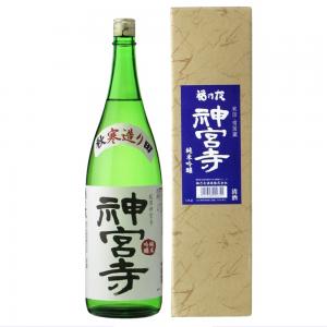福乃友 純米吟醸 神宮寺 1800ml