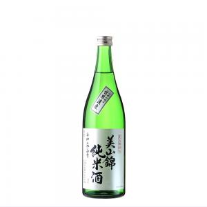 八重寿 美山錦 純米酒 白神山地の四季 720ml