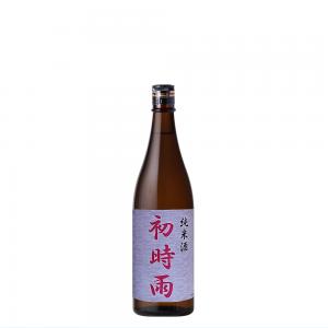 両関限定酒 純米酒 初時雨 720ml