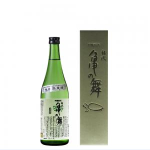 喜久水 純米吟醸 亀の舞 720ml