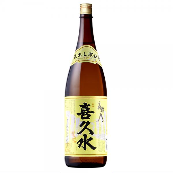 喜久水 寒仕込み(普通酒)1800ml