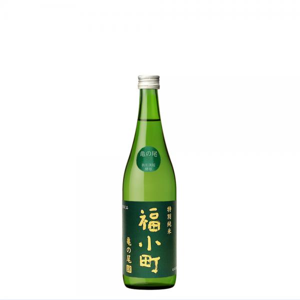 福小町限定酒 特別純米 亀の尾 720ml
