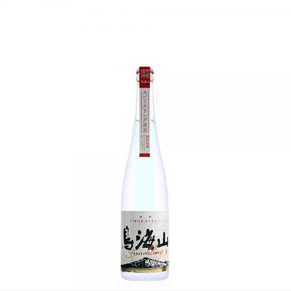 天寿限定酒 純米吟醸 鳥海山 スパークリング 500ml