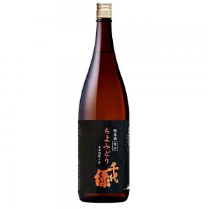 千代緑限定酒 ちよみどり 純米酒辛口 1800ml