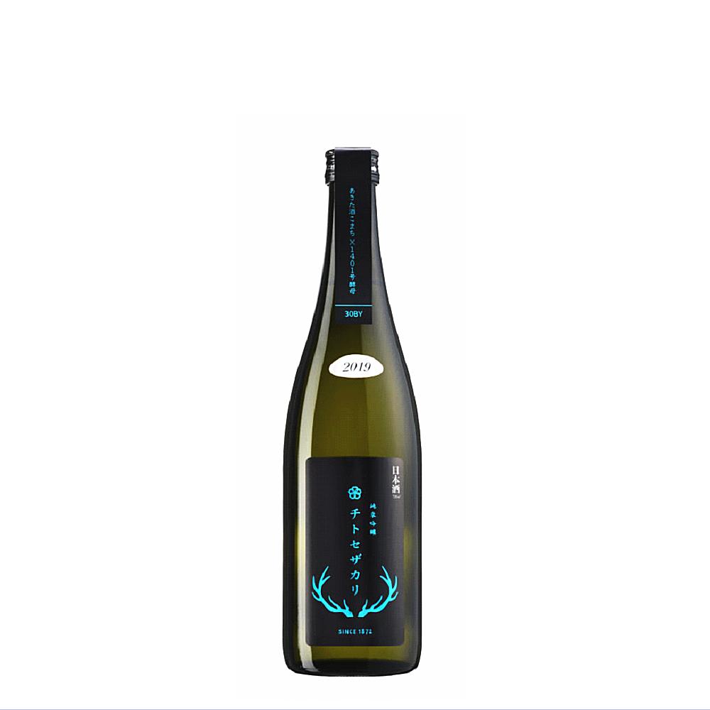千歳盛限定酒 純米吟醸 秋田酒こまち×1401酵母720ml
