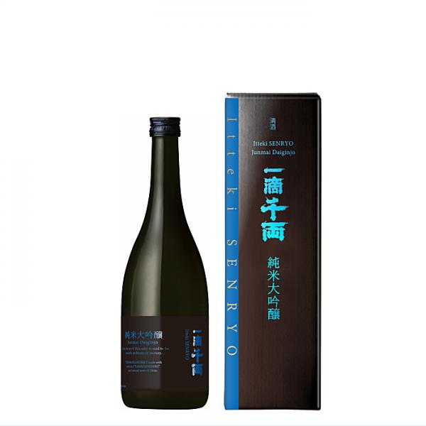 秋田県醗酵 純米大吟醸 ブルー(一滴千両)720ml