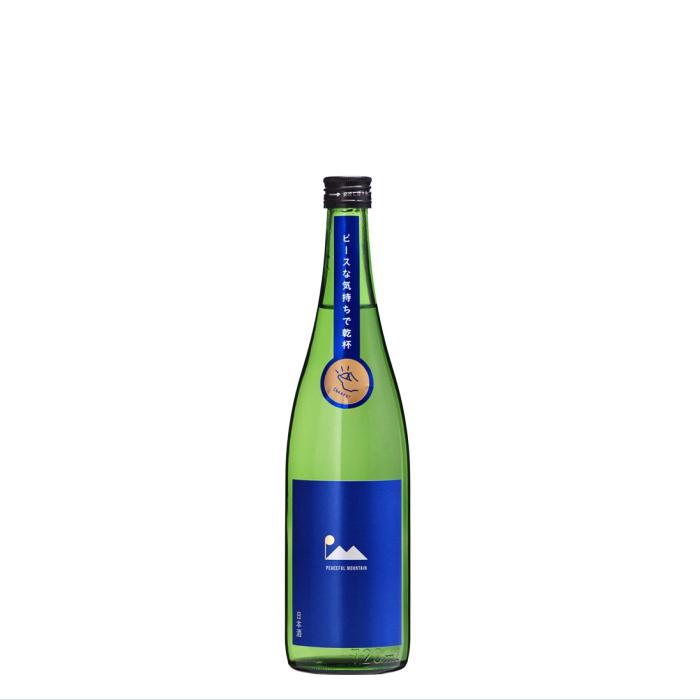 太平山限定酒 Peaceful Mountain 純米吟醸 Blue 720ml