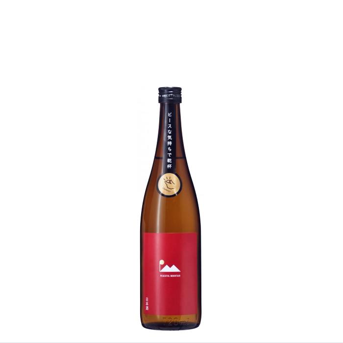 太平山限定酒 Peaceful Mountain 純米吟醸 Red 720ml