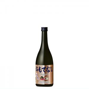 秋田県醗酵 おもてなし 純米酒 銅ラベル 720ml