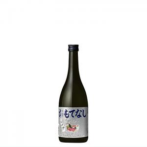 秋田県醗酵 おもてなし 大吟醸 銀ラベル 720ml