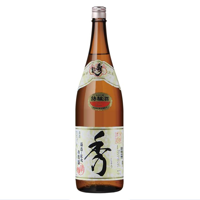 秀よし 特醸酒 秀(普通酒) 1800ml