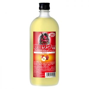 秋田サワーの素 りんご 720ml